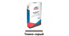 Затирка для брусчатки водонепроницаемая PEREL RodStone Шов-литой 0944 темно-серый, 25 кг фото