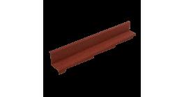 Боковое примыкание LUXARD левое, бордо фото