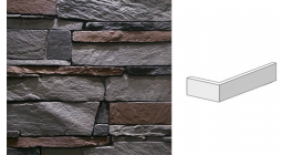 Угловой искусственный камень Redstone Грот GR-73/U фото
