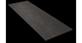Фиброцементный сайдинг Decover Gray, 3600*190*8 мм фото