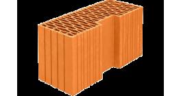 Поризованный угловой блок Porotherm PTH44R М100 9.1 НФ (440*185*219 мм) фото