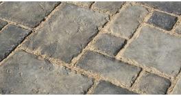 Тротуарная плитка White Hills Тиволи, цвет C 900-84 фото
