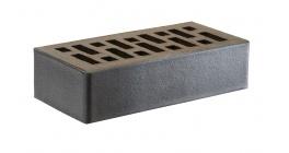 Кирпич керамический облицовочный пустотелый RECKE 5-32-00-0-00 черный 250*120*65 мм фото