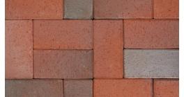 Тротуарная брусчатка Westerwalder klinker WK0245, 200*100*45 мм.  фото