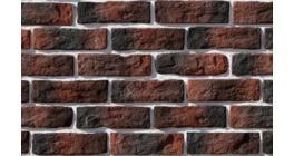 Искусственный камень White Hills Брюгге брик угловой элемент цвет 315-75 фото