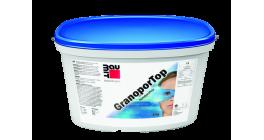 Декоративная штукатурка на полимерной основе Baumit GranoporTop R3.0 короед, 25 кг фото