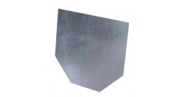 Заглушка для бетонного лотка Standartpark ЗЛВ-10.14.13-Б-ОС 6101 фото