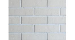 Фасадная плитка клинкерная DeKERAMIK DKK809-WS Опал гладкая, 240*71*9 мм фото
