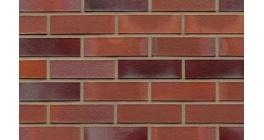 Кирпич клинкерный Muhr Klinker L14 Rotblau-bunt, 210×100×50 мм фото