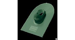 Проходной элемент ТехноНИКОЛЬ (ШИНГЛАС) зеленый фото