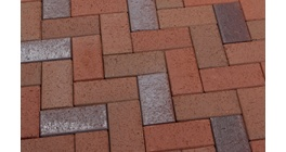 Тротуарная клинкерная брусчатка Feldhaus Klinker P405DF gala alea, 240*118*52 мм фото