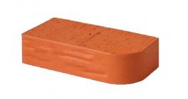 Кирпич керамический облицовочный радиусный полнотелый Lode  Janka F15 ретро 250*120*65 мм фото