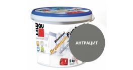 Затирка для швов Baumit Baumacol PremiumFuge антрацит, 25 кг фото