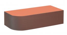 Кирпич керамический облицовочный полнотелый КС-керамик Аренберг гладкий  250*120*65 R60 фото