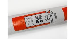 Геотекстиль иглопробивной Наноизол GEO 200, 2*25 м фото