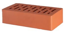 Кирпич керамический облицовочный пустотелый Lode Janka гладкий 250*120*65 мм фото
