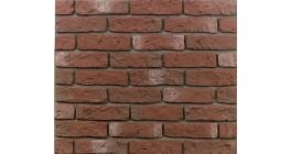 Искусственный камень Балтфасад Пантеон красный 102 фото