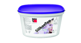 Штукатурка декоративная на силиконовой основе Baumit SilikonTop R3.0 короед, 25 кг фото