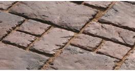 Тротуарная плитка White Hills Тиволи, цвет C 901-44 фото