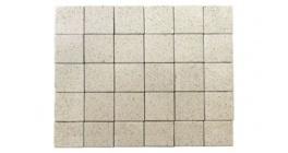 Тротуарная плитка BRAER Лувр Мрамор, 200*200*60 мм фото