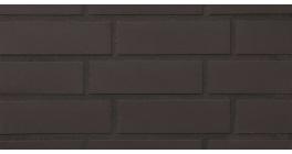 Фасадная плитка клинкерная Stroher Keravette Chromatic 330 graphit гладкая NF11, 240*71*11 мм фото