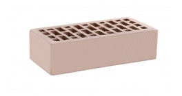 Кирпич керамический облицовочный пустотелый КС-керамик Камелот гляссе гладкий 250*120*65 мм фото