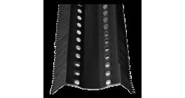 Аэроэлемент конька BRAAS AFE черный, 1000 мм фото