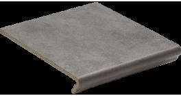 Клинкерная ступень флорентинер Euramic Cavar E543 fosco, 340x294x11 мм фото